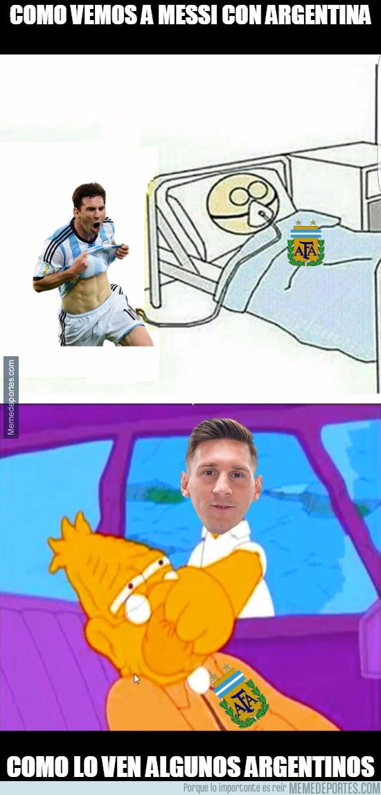 1002749 - Cómo vemos a Messi y cómo lo ven