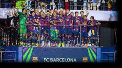Enlace a Así sería el palmarés de LaLiga y la Copa del Rey sin los equipos catalanes