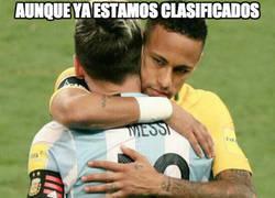 Enlace a Neymar le echará una mano a Lionel Messi para que vaya al Mundial