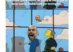 Enlace a Cuando Zidane consiga volar