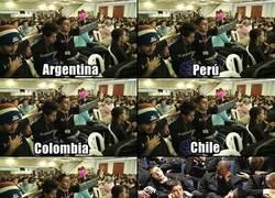 Enlace a Sudamérica hoy