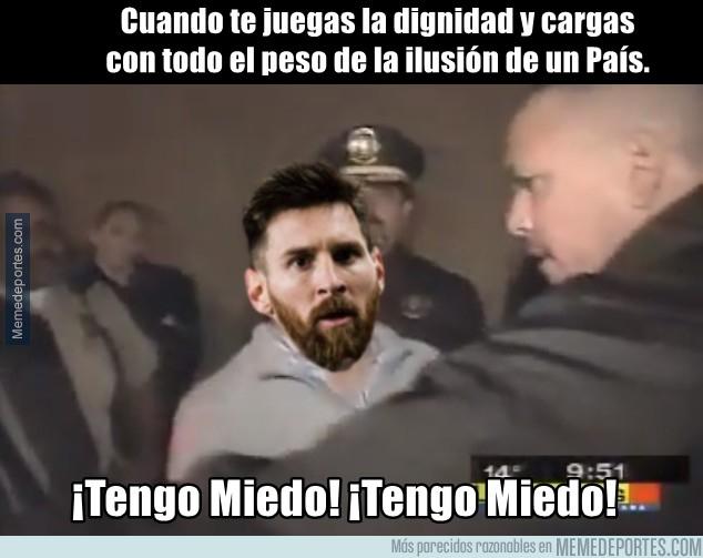 1002833 - Lo que pasa por la mente de Messi