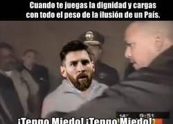 Enlace a Lo que pasa por la mente de Messi