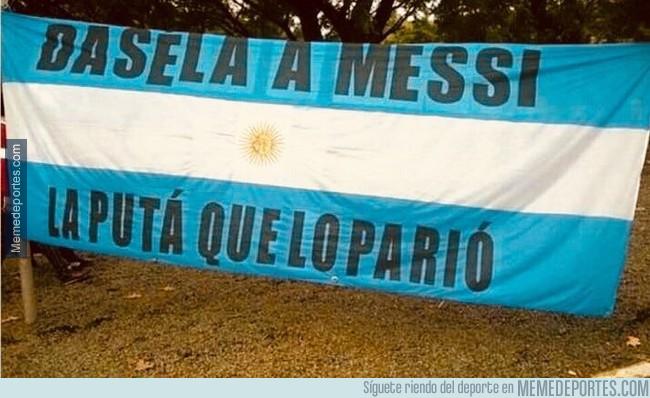 1002898 - La frase de Argentina