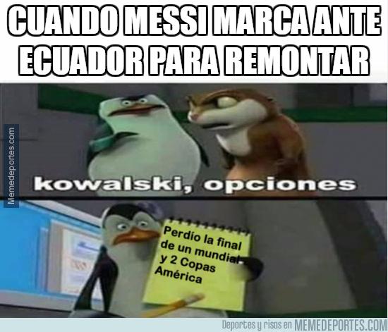 1002905 - Messi ayudando a la selección