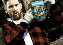 Enlace a Leo Messi la última jornada