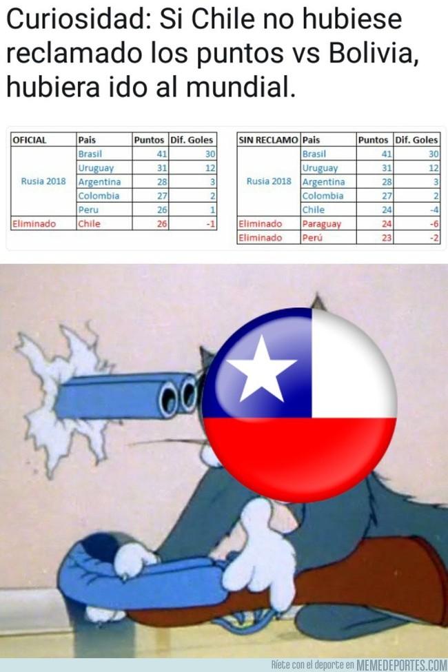 1002969 - Chile se condenó a sí misma
