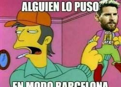 Enlace a La realidad de la noche mágica de Messi