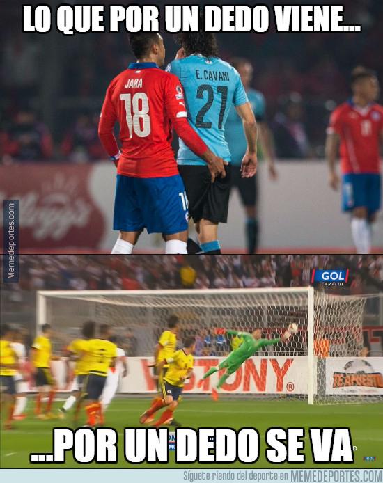 1003084 - La ironías del fútbol juegan con Chile
