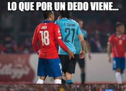 Enlace a La ironías del fútbol juegan con Chile
