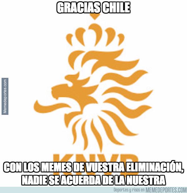 1003230 - Otro beneficiado de la eliminación de Chile
