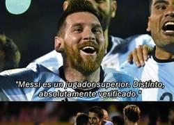 Enlace a Reflexión de Marcelo Bielsa sobre Messi y los argentinos