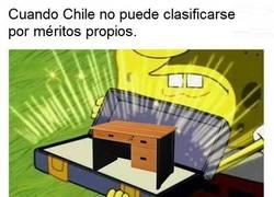 Enlace a Rumores dicen que Chile podría presentar una querella a la FIFA contra Perú y Colombia