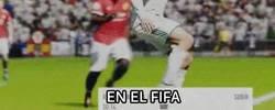 Enlace a Cristiano en el FIFA vs Cristiano en la vida real
