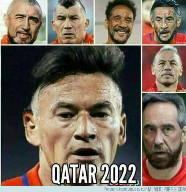 1003539 - Chile listo para Qatar 2022