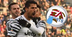 Enlace a Khedira se queja a EA Sports de su aspecto en el FIFA18, y tiene toda la razón