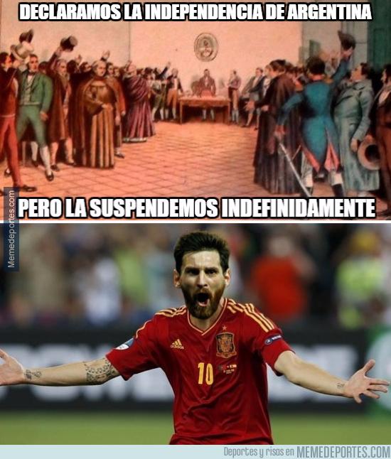 1003571 - ¿Te imaginas que la independencia en Argentina hubiera sido como en Catalunya?