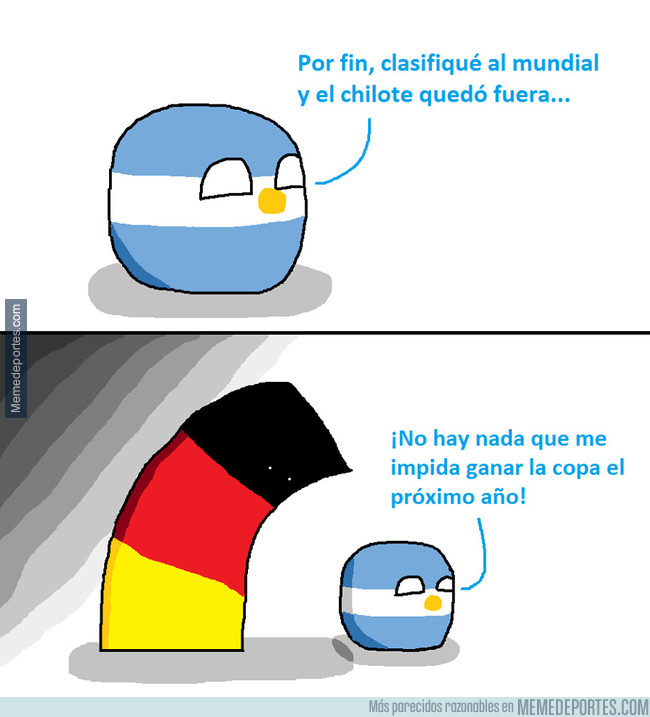 1003666 - Argentina, no te rías mucho