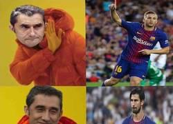 Enlace a Valverde y su nuevo amor