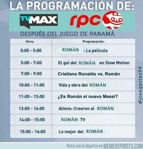 1003930 - Algunos canales de Panamá a lo suyo, tienen nueva estrella