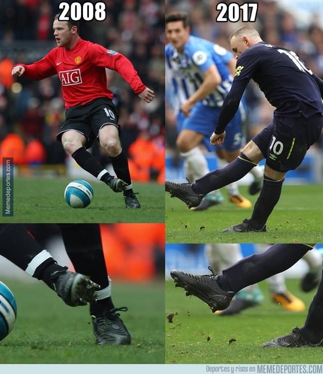 1004023 - Rooney nostálgico