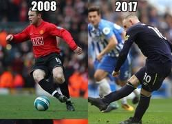 Enlace a Rooney nostálgico