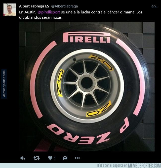 1004064 - El bonito gesto de Pirelli para el GP de Austin