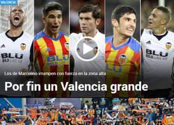 Enlace a La afición del Valencia, esperemos que no cambie