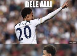 Enlace a Los jugadores del Tottenham saben de espacios