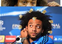 Enlace a Marcelo oculta algo
