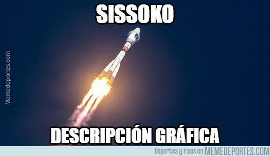 1004269 - Sissoko contra el Madrid