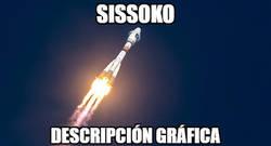 Enlace a Sissoko contra el Madrid