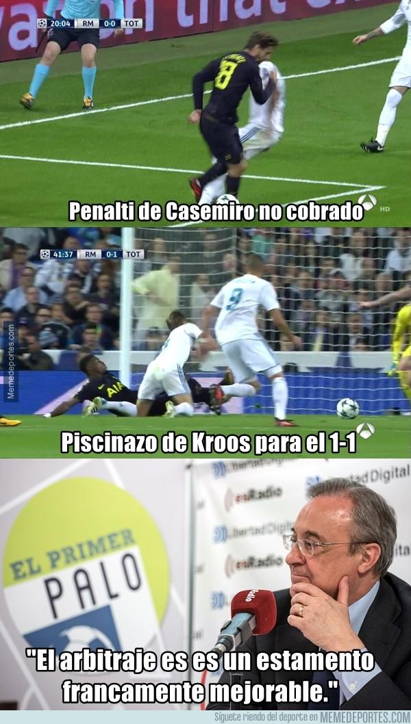 1004280 - Las polémicas en el Bernabéu...