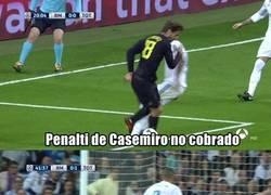 Enlace a Las polémicas en el Bernabéu...