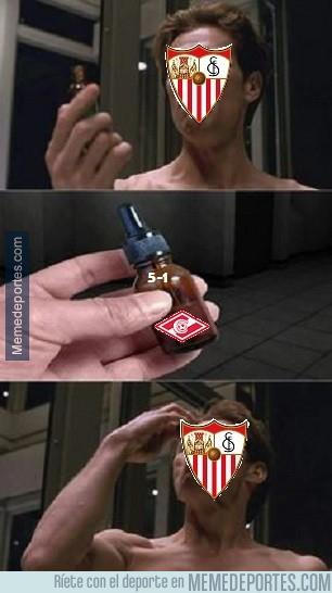 1004366 - El Sevilla se lo bebió completo