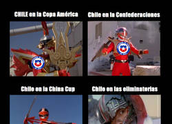 Enlace a Chile Soccer