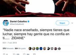 Enlace a Dani Ceballos sabía el futuro que le esperaba en el Madrid y lo escribió en Twitter en 2013