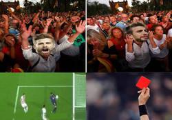 Enlace a La reacción de Piqué en el gol