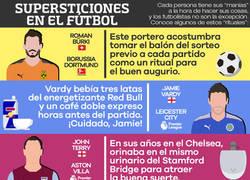 Enlace a Supersticiones en el fútbol, vía @JayAudiovisual