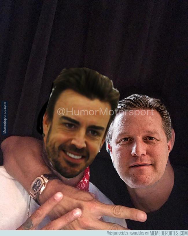 1004615 - Alonso anuncia su renovación con McLaren