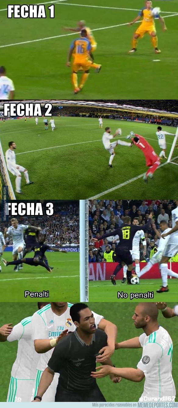 1004627 - Así va la Champions del Madrid
