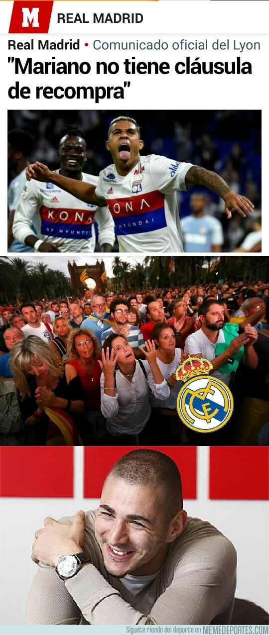 1004641 - Todos en el Madrid se han llevado un palo con esta noticia, excepto...