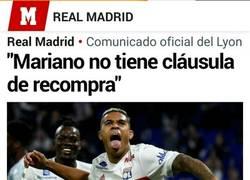 Enlace a Todos en el Madrid se han llevado un palo con esta noticia, excepto...