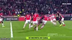Enlace a IMPERDIBLE: El golazo del Arsenal en la UEL