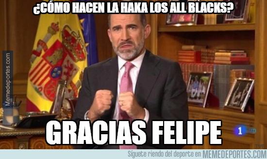 1004705 - El Rey Felipe ha aprendido bien