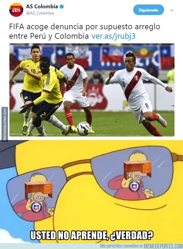 1004739 - Chile no aprende