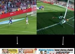 Enlace a Así trata de diferente Marca a Barça y Madrid ante un mismo robo