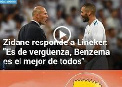 Enlace a A veces Zidane dice locuras