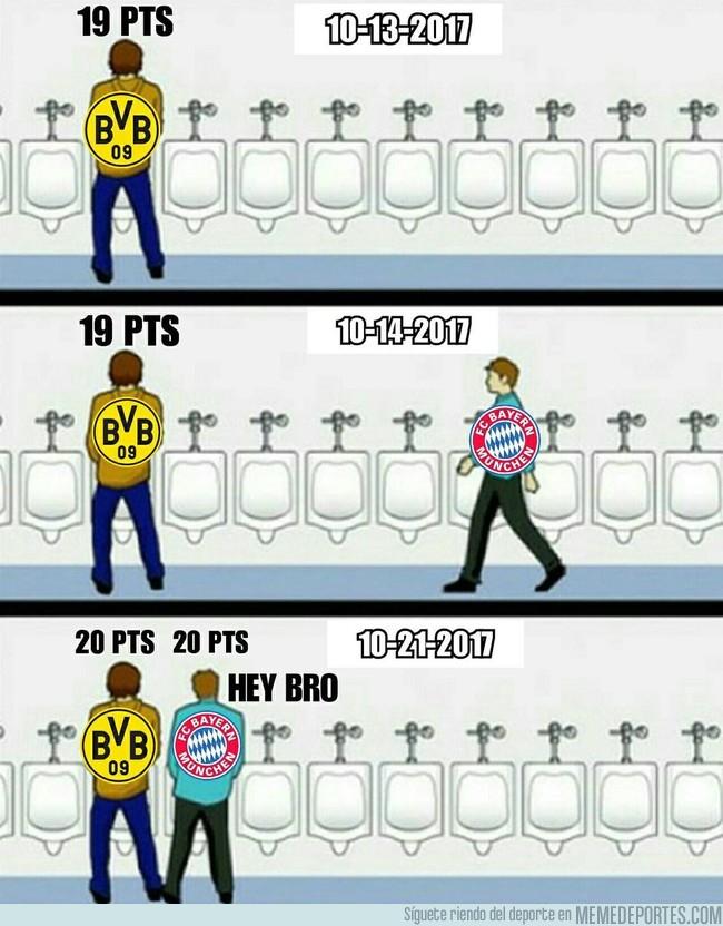 1004950 - Se acabó la diversión en solitario para el Dortmund