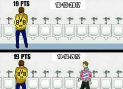Enlace a Se acabó la diversión en solitario para el Dortmund